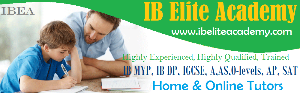 IB Biology Home Tutors Bangalore